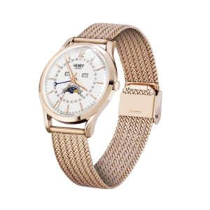 OROLOGIO HENRY LONDON - RICHMOND Fase Lunare - HL39-LM-0162